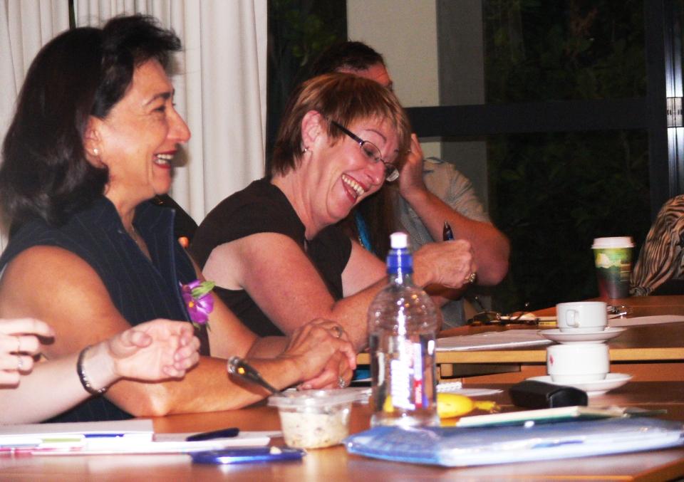 Marlene & Cynthia