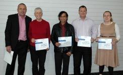 Contest participants