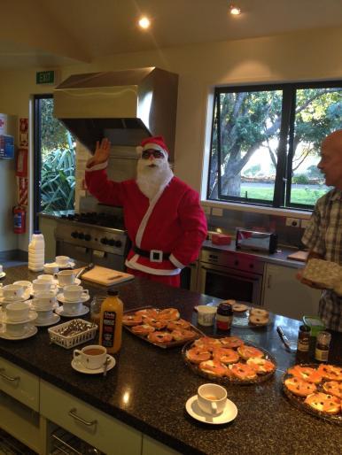 Samwell Santa